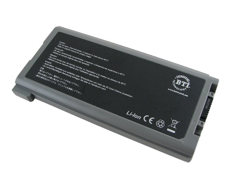 BTI Battery for Panasonic Toughbook CF-30 Series Notebooks, PA-CF30, 8891160, Batteries - Notebook