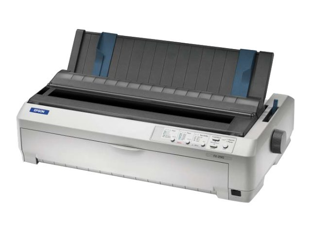 Epson FX-2190N Impact Printer, C11C526001NT, 471524, Printers - Dot-matrix