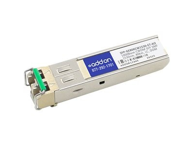 ACP-EP 1000BASE-CWDM SFP For Juniper 1530NM SMF 80KM LC, SFP-GE80KCW1530-ETAO