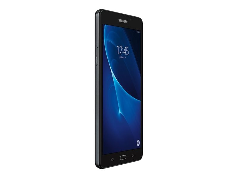 Samsung Galaxy Tab A 8GB 7 MT Black, SM-T280NZKAXAR