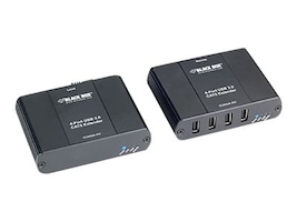 Black Box 4-Port USB Ultimate Extender over CATx, IC400A-R2, 33526375, Adapters & Port Converters