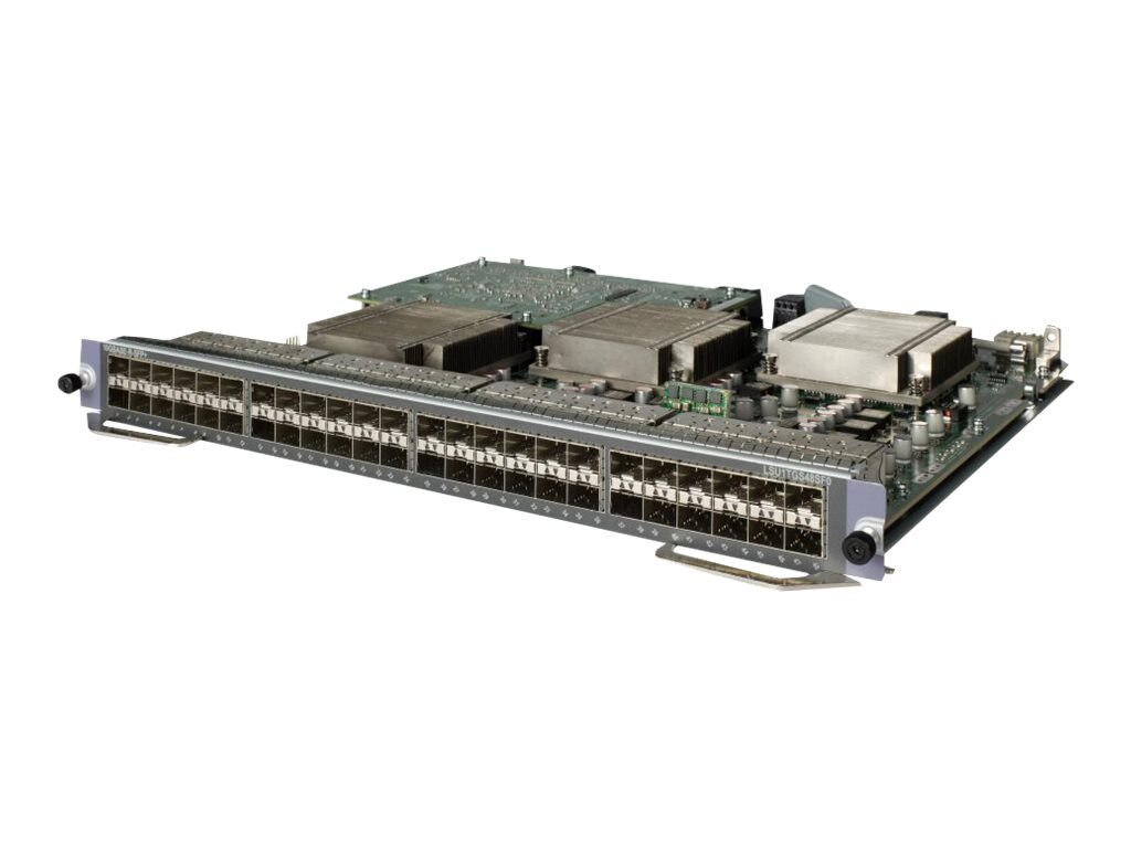 HPE 10500 48-port 10GbE SFP+ SF Module, JC756A, 14430829, Network Transceivers