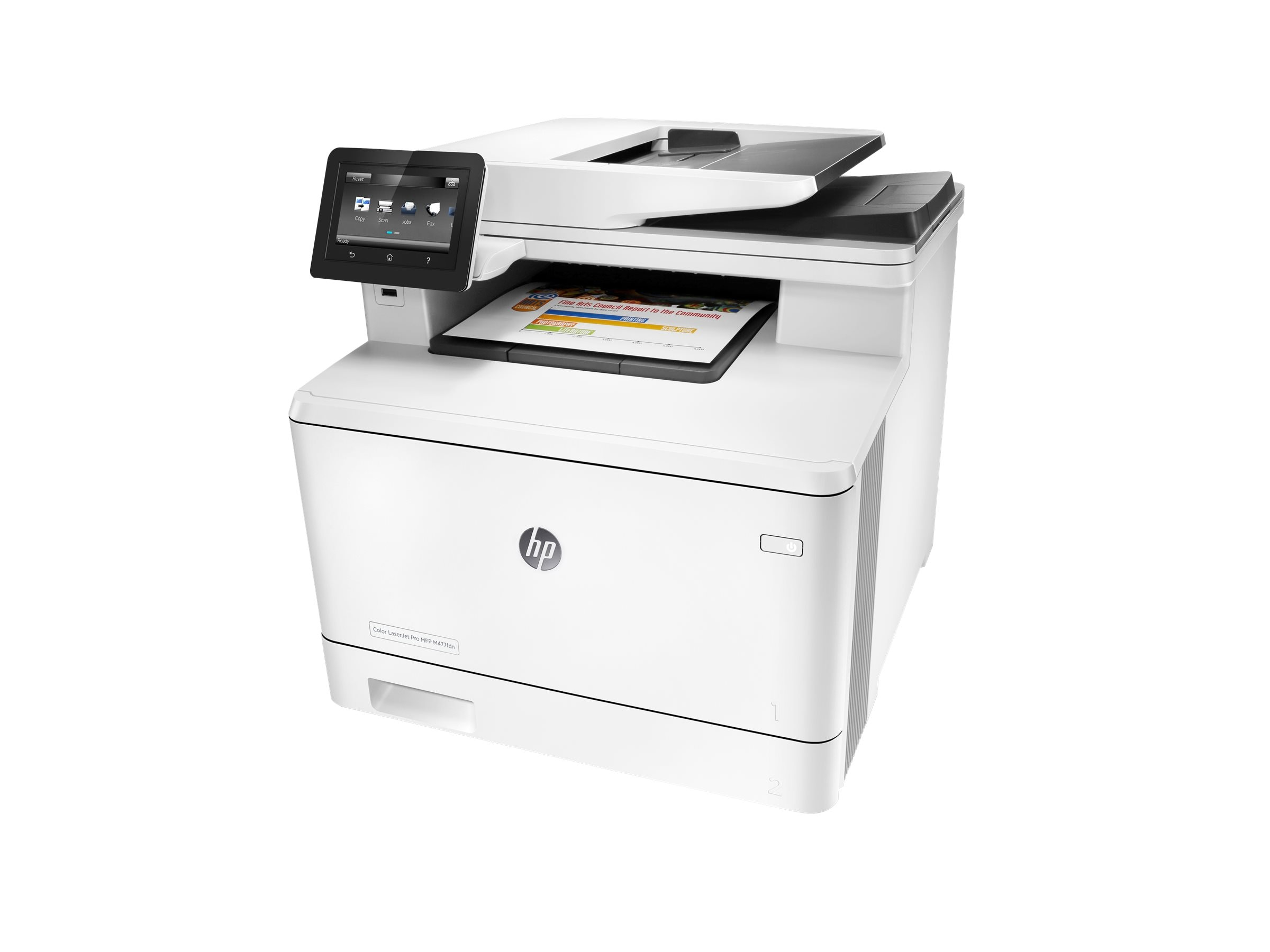 HP Color LaserJet Pro MFP M477fdn ($579-$200 IR = $379. Expires 8 31 2017)