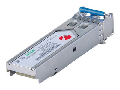 Intellinet 545006 1000BASE-SX Gigabit Ethernet SFP Mini-GBIC Transceiver 802.3Z 550M 850NM