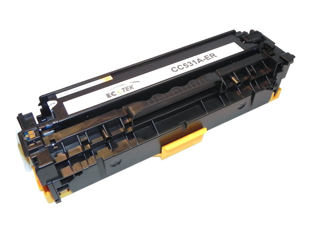Ereplacements CC531A Cyan Toner Cartridge for HP Color LaserJet CM2320, CC531A-ER