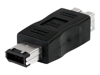 StarTech.com IEEE-1394 FireWire Adapter, 9pin (F) to 6pin (M), FIRE96FM, 12851970, Adapters & Port Converters