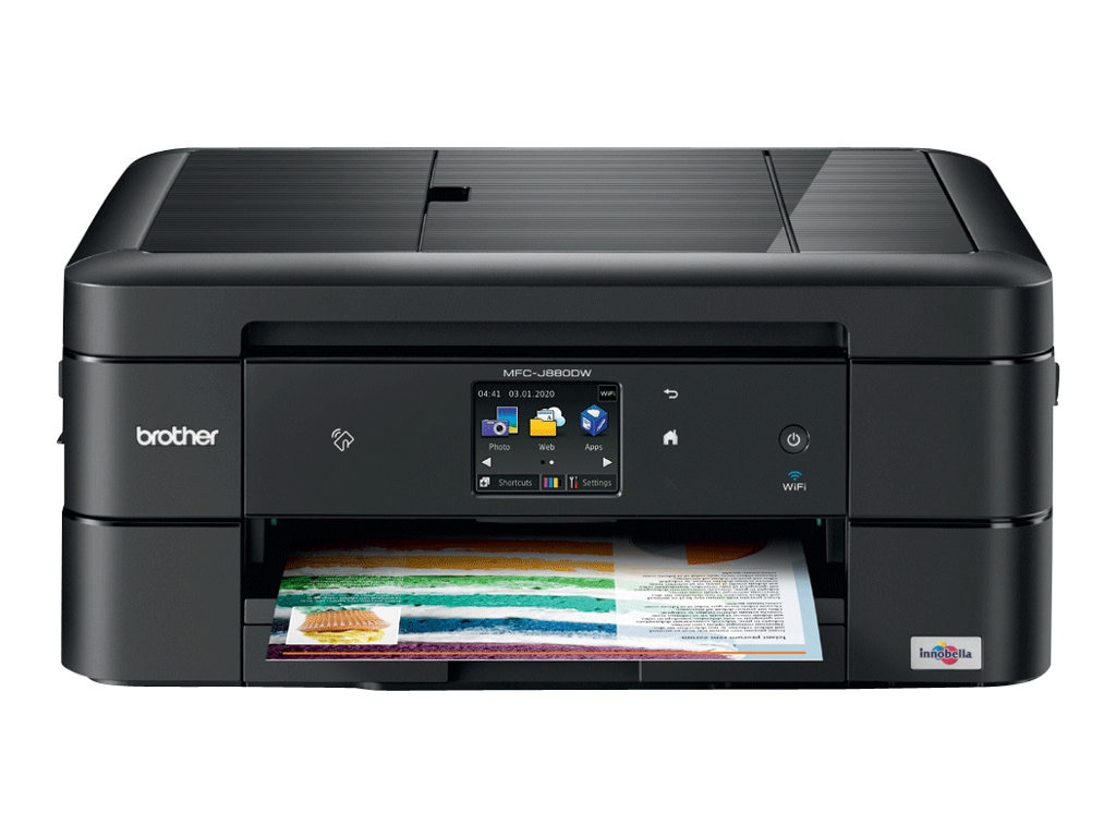Brother MFC-J880DW Inkjet All-In-One
