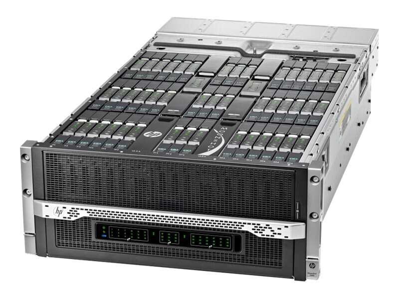 HPE ConvergedSystem 100 HDI Chassis Performance Expansion Kit, G6F50A, 31459025, Servers - Blade