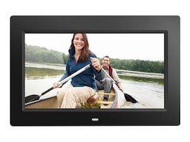 Aluratek 10 Digital PhotoFrame w  4GB Built-in Memory, ADMPF310F, 17056596, Digital Picture Frames