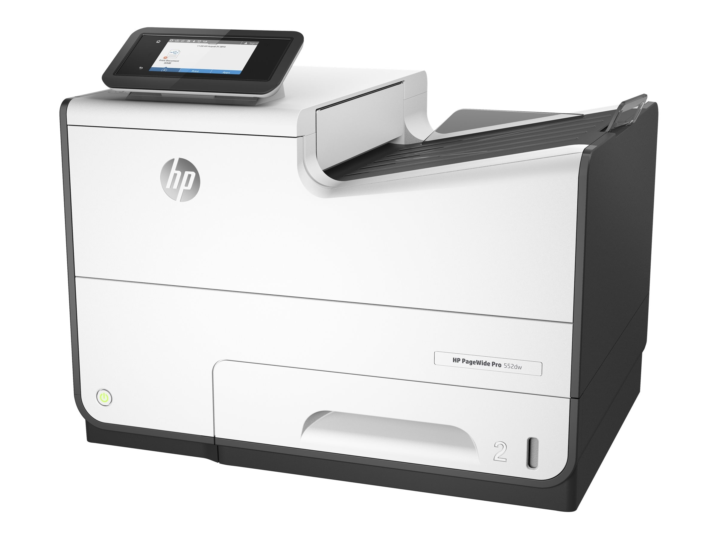 HP PageWide Pro 552dw Printer, D3Q17A#B1H, 31807780, Printers - Ink-jet