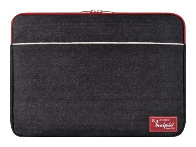 Incipio Selvage Sleeve for Macbook Pro 13, Chromebooks, Ultrabooks, Denim