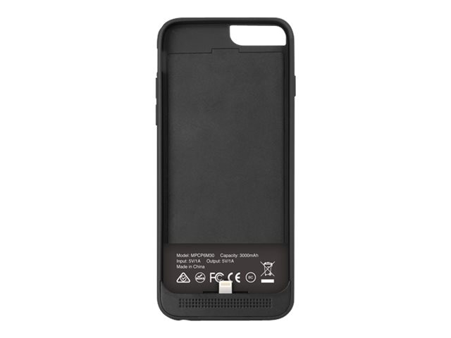 Macally Battery Case for iPhone6, 3000mAh, MPCP6M30, 20935268, Batteries - Other