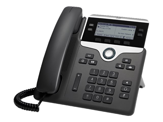 Cisco IP Phone 7841, CP-7841-K9=, 17996730, VoIP Phones
