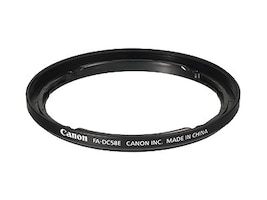Canon FA-DC58E Filter Adapter for PowerShot G1 X Mark II, 9554B001, 17344598, Camera & Camcorder Accessories