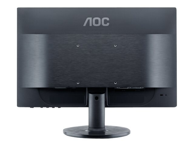 AOC 19.5 E2060SWD LED-LCD Monitor, Black, E2060SWD