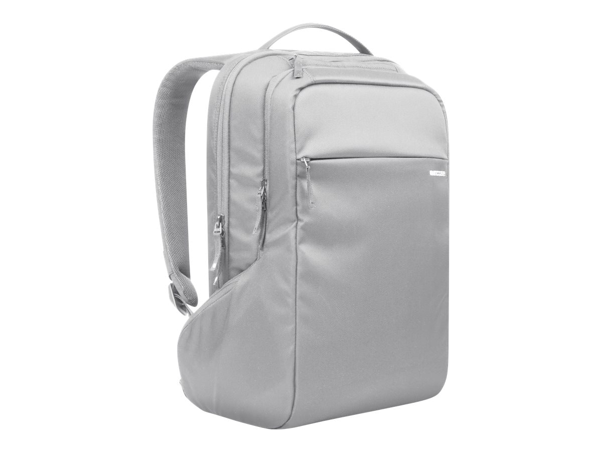 Incipio Incase Icon Slim Pack 15.6 Laptop Backpack, Gray