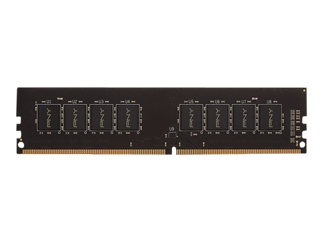 PNY 4GB PC4-17000 DDR4 SDRAM DIMM, MD4GS2D42133NHS, 29830614, Memory