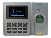 Wasp WaspTime B2000 Biometric Time Clock, 633808551438, 15903974, Security Hardware