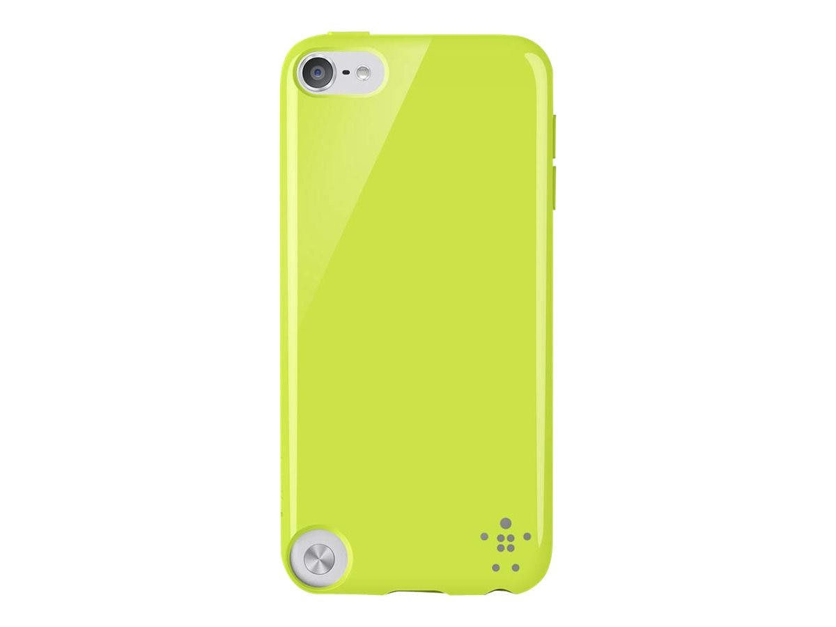 Belkin Grip Neon Glo Case for iPod touch, Glow, F8W141TTC04