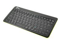 Siig Bluetooth Wireless Mini-keyboard for Windows DT or Laptop Computers, JK-BT0112-S2, 15897463, Keyboards & Keypads