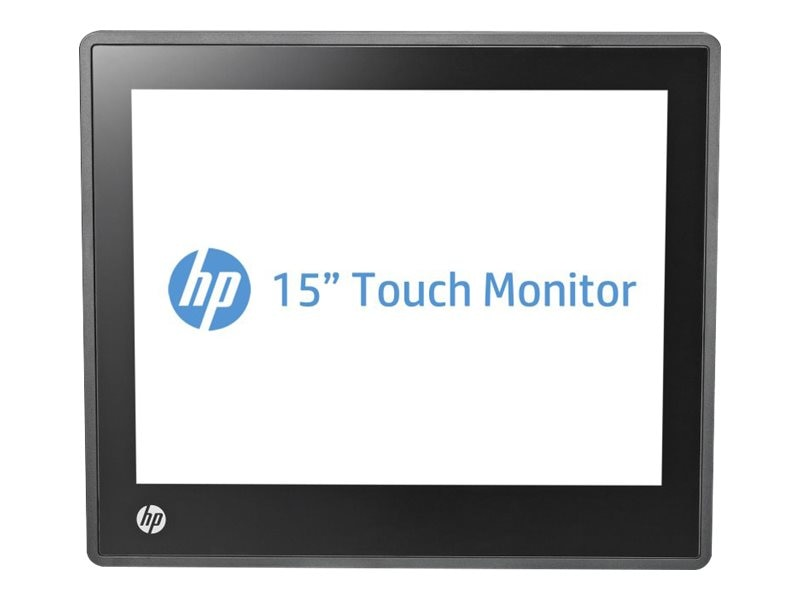 HP L6015tm 15 Retail Touch Monitor, A1X78AA