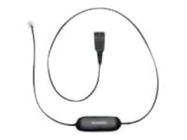 Jabra Coiled Smart Cable, 7ft, 88011-99, 6792651, Cables