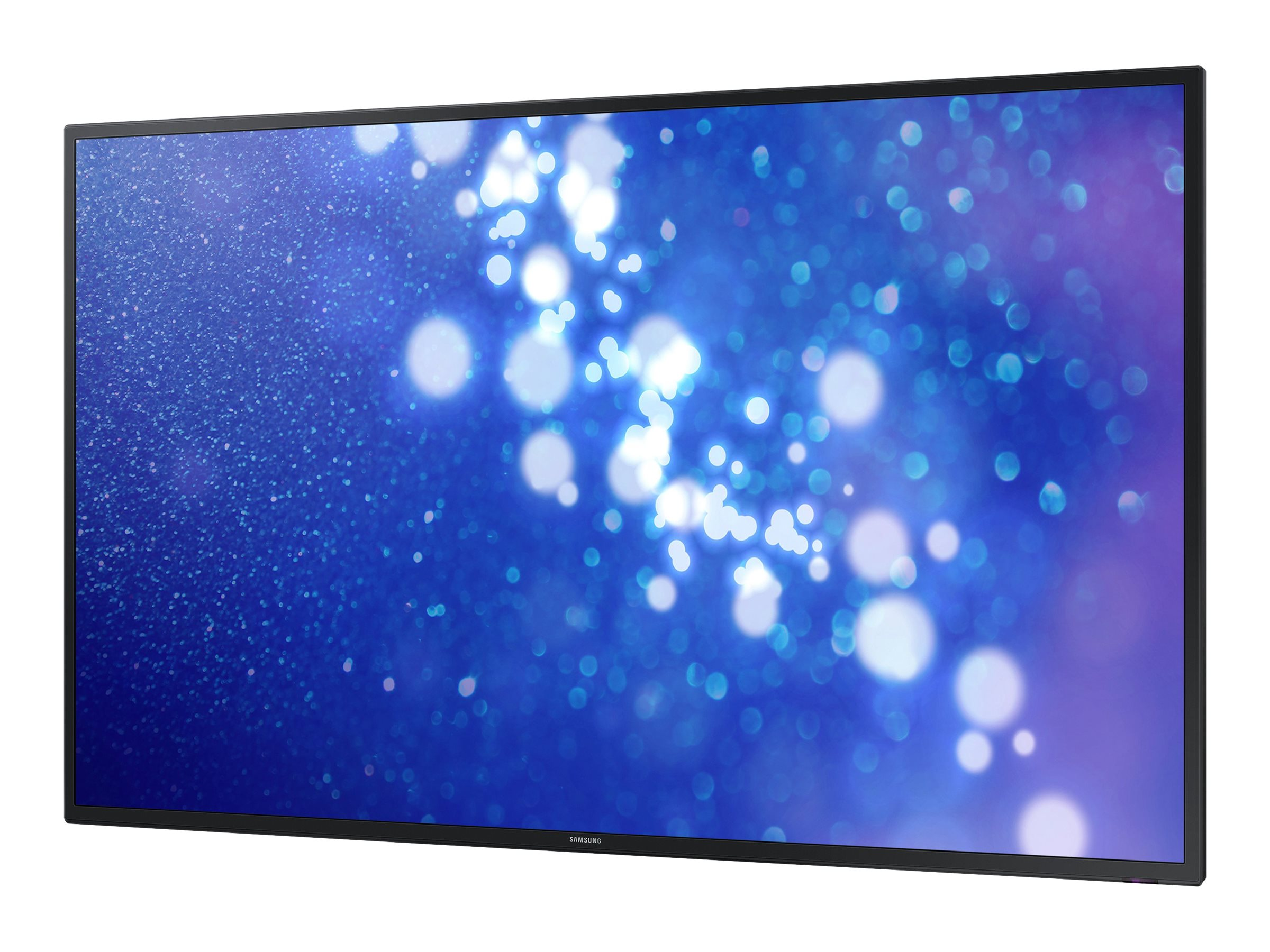 Samsung 75 DM-E Full HD LED-LCD Display, Black, DM75E