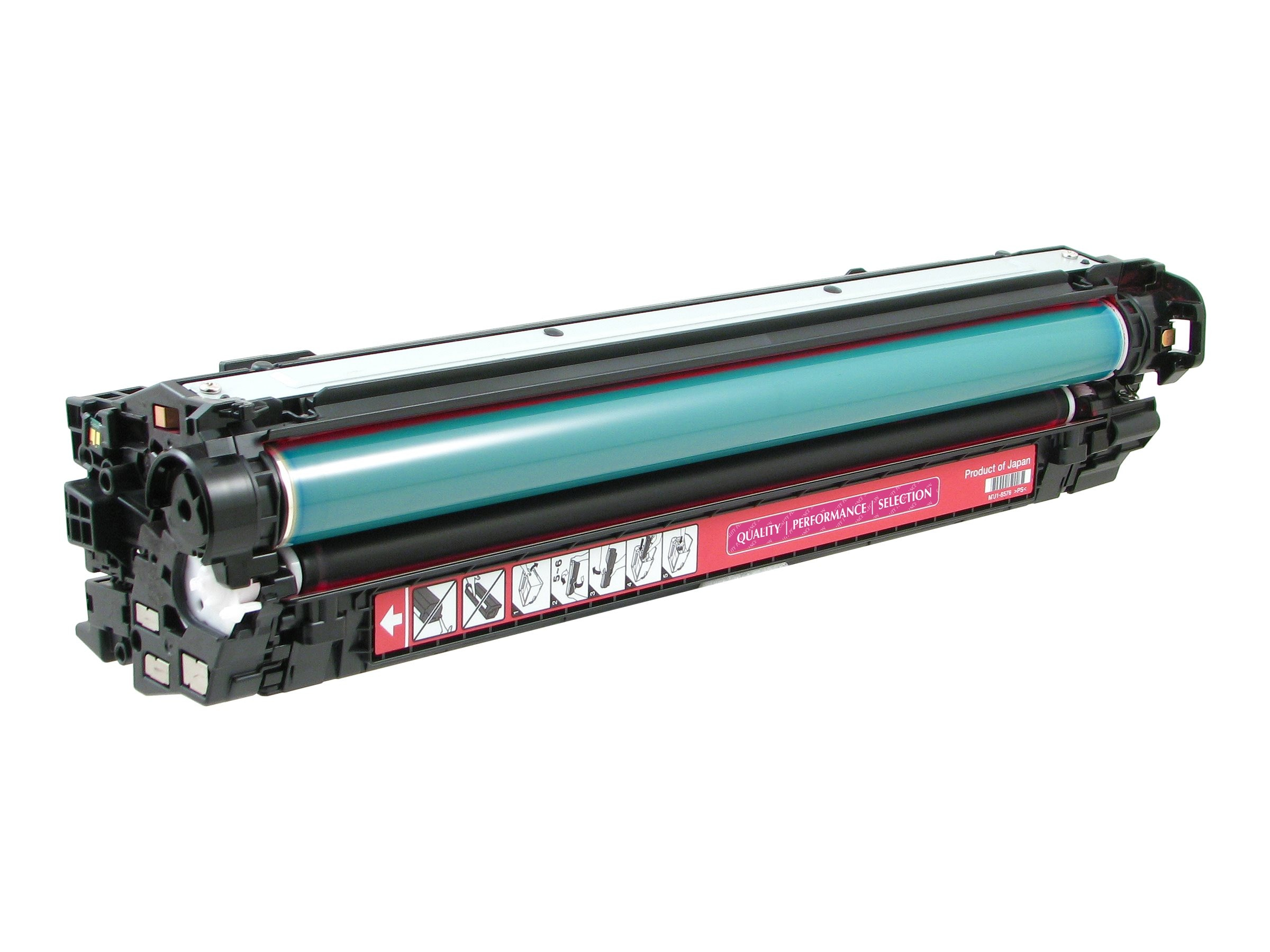 V7 CE273A Magenta Toner Cartridge for HP Color LaserJet Enterprise CP5520, V75525M