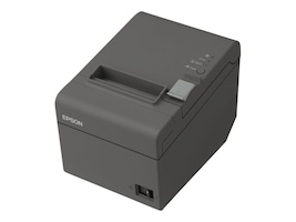 Epson ReadyPrint T20 Serial USB Thermal Receipt Printer - Dark Gray w  Power Supply, C31CD52062, 16855311, Printers - POS Receipt