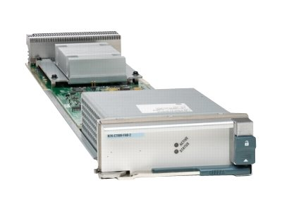 Cisco Nexus 7000 10-Slot Chassis  110GB S Slot Fabric Module, N7K-C7010-FAB-2=, 30782824, Rack Mount Accessories
