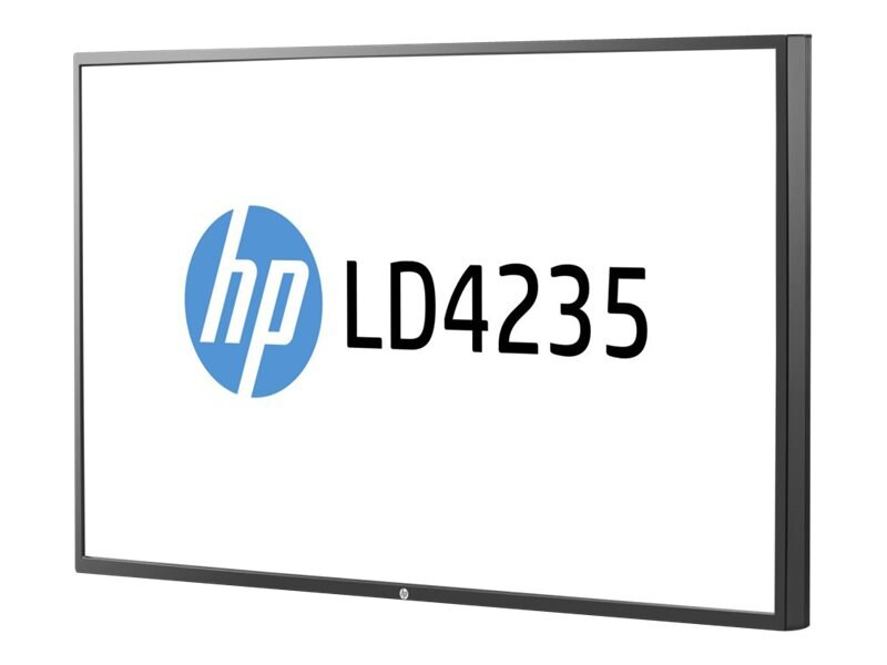 HP 42 LD4235 Full HD LED-LCD Display, Black, F1M92A8#ABA