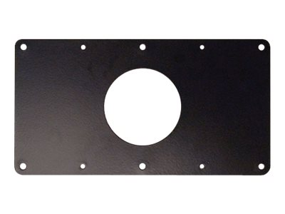 Chief Manufacturing Small Flat Panel Interface Buttons and Hardware for FSR FTR Mounts, Black, FSB75100B, 18040781, Mounting Hardware - Miscellaneous