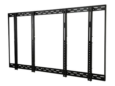 Peerless Universal 2x2 Video Wall Mounting Kit for 47-60 Flat Panels, DS-VW660-2X2, 13705915, Stands & Mounts - AV