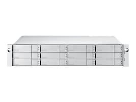 Promise 2U 12-Bay FC 16Gb s Single Controller RAID Subsystem Chassis, E5300FSNX, 32689156, SAN Servers & Arrays