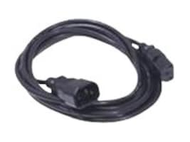 Dell Power Cord C13 - C14, 13.12ft, Black, 450-ACGZ, 30935157, Power Cords