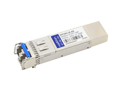 Memory Upgrades 10GBASE-LR SFP+ LC SMF For Cisco 1310NM 10KM, SFP-10G-LR-AO, 17919312, Network Transceivers