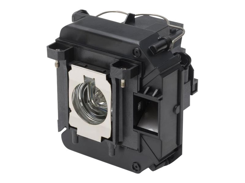 Epson Replacement Lamp for PowerLite 92, 93, 95, 96W, 905 Projectors, V13H010L60, 12469092, Projector Lamps