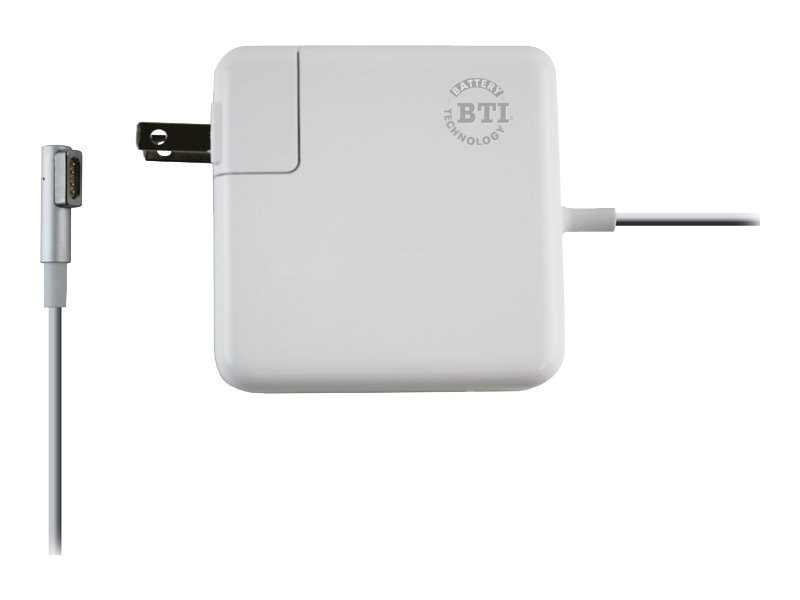 BTI 16V 60W AC Adapter for MacBook 13 & MacBook Pro 13, AC-1660MAG