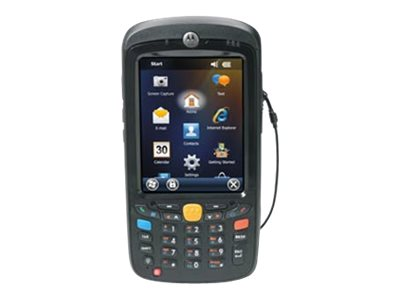 Zebra Symbol MC55A LP 1D 256MB 1GB QWERTY 1.5X Battery VGA Win Mob 6.5, MC55A0-P20SWQQA9WR, 13341251, Portable Data Collectors