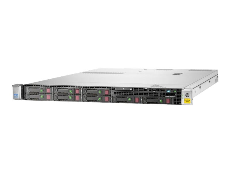 HPE StoreVirtual 4330 450GB SAS Storage Smart Buy, B7E17SB, 16266217, SAN Servers & Arrays