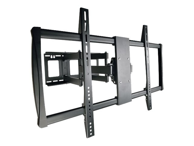 Tripp Lite Full-Motion Wall Mount for 60-100 Flat Screen Displays, TVs, Monitors
