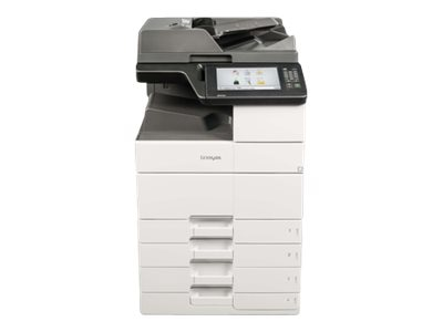Lexmark MX911dte Multifunction Laser Printer (TAA Compliant), 26ZT010