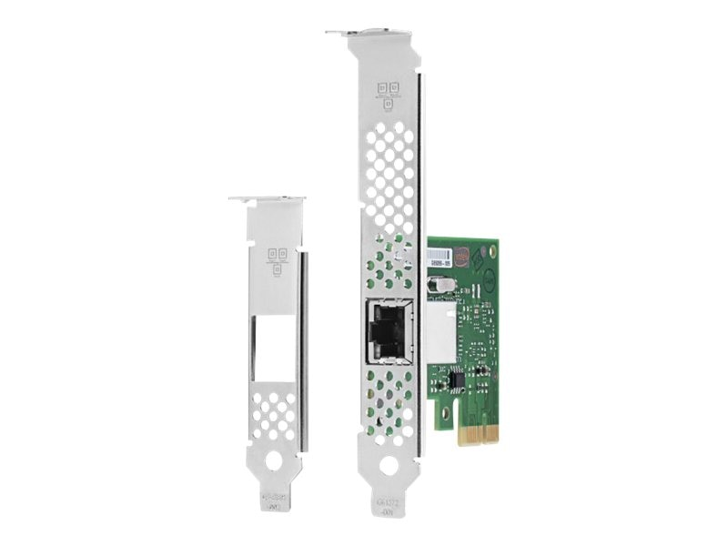 HP Intel Ethernet I210-T1 GBE NIC, E0X95AA, 16427367, Network Adapters & NICs