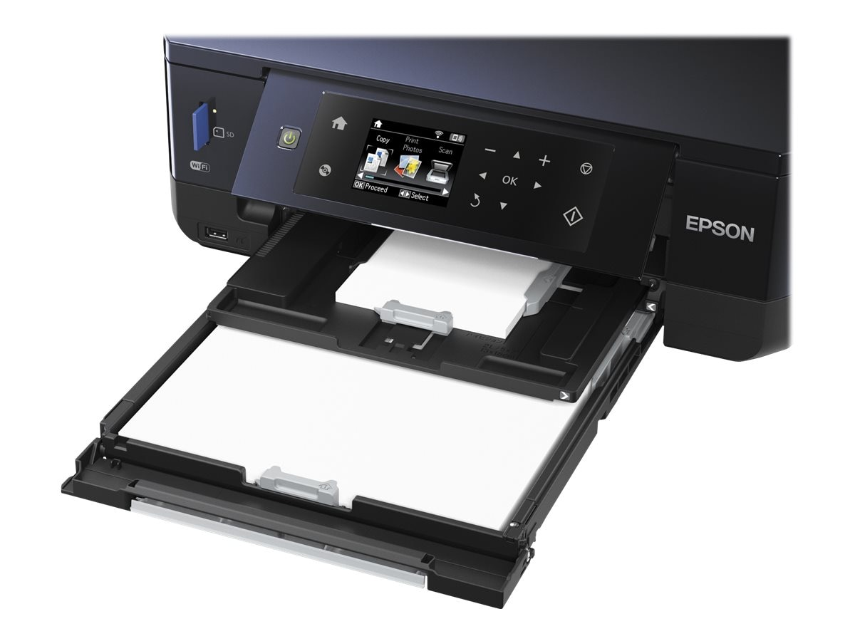 Epson Expression Premium XP-640 Small-in-One Printer, C11CF50201