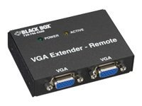Black Box 2-Port VGA Receiver