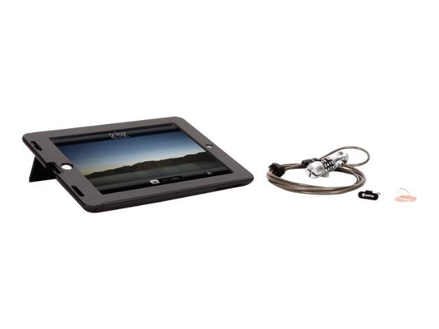 Griffin TechSafe Case for iPad 2, Black, GB02533, 13257121, Carrying Cases - Tablets & eReaders