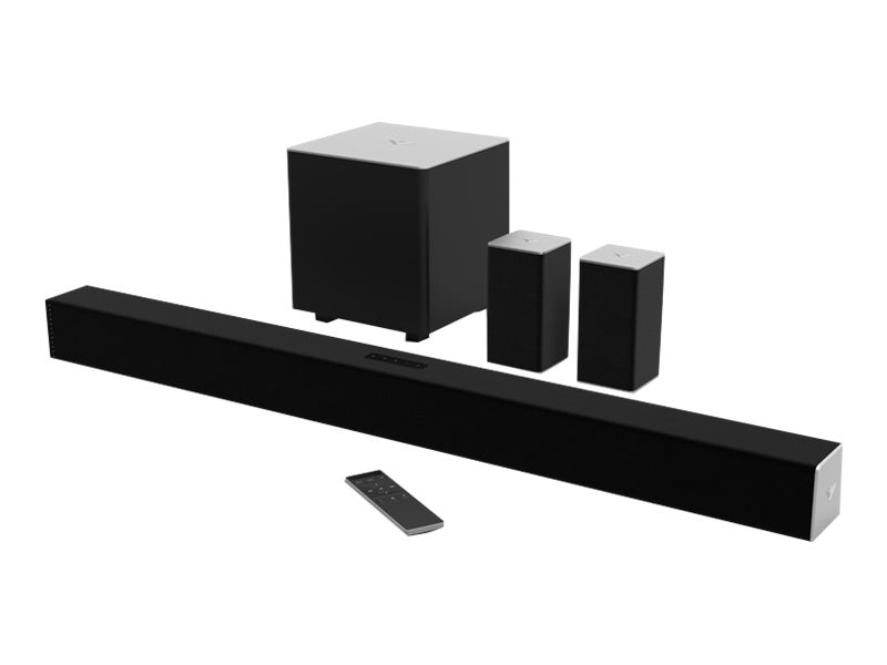 Vizio 38 5.1 Sound Bar System, SB3851-C0, 19508453, Speakers - Audio