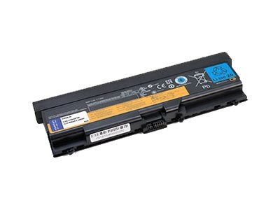 Add On Li-Ion Notebook Battery 11.1V 7800mAh 86Wh 9-cell 55++ for Lenovo, 57Y4186-AA, 20660348, Batteries - Notebook