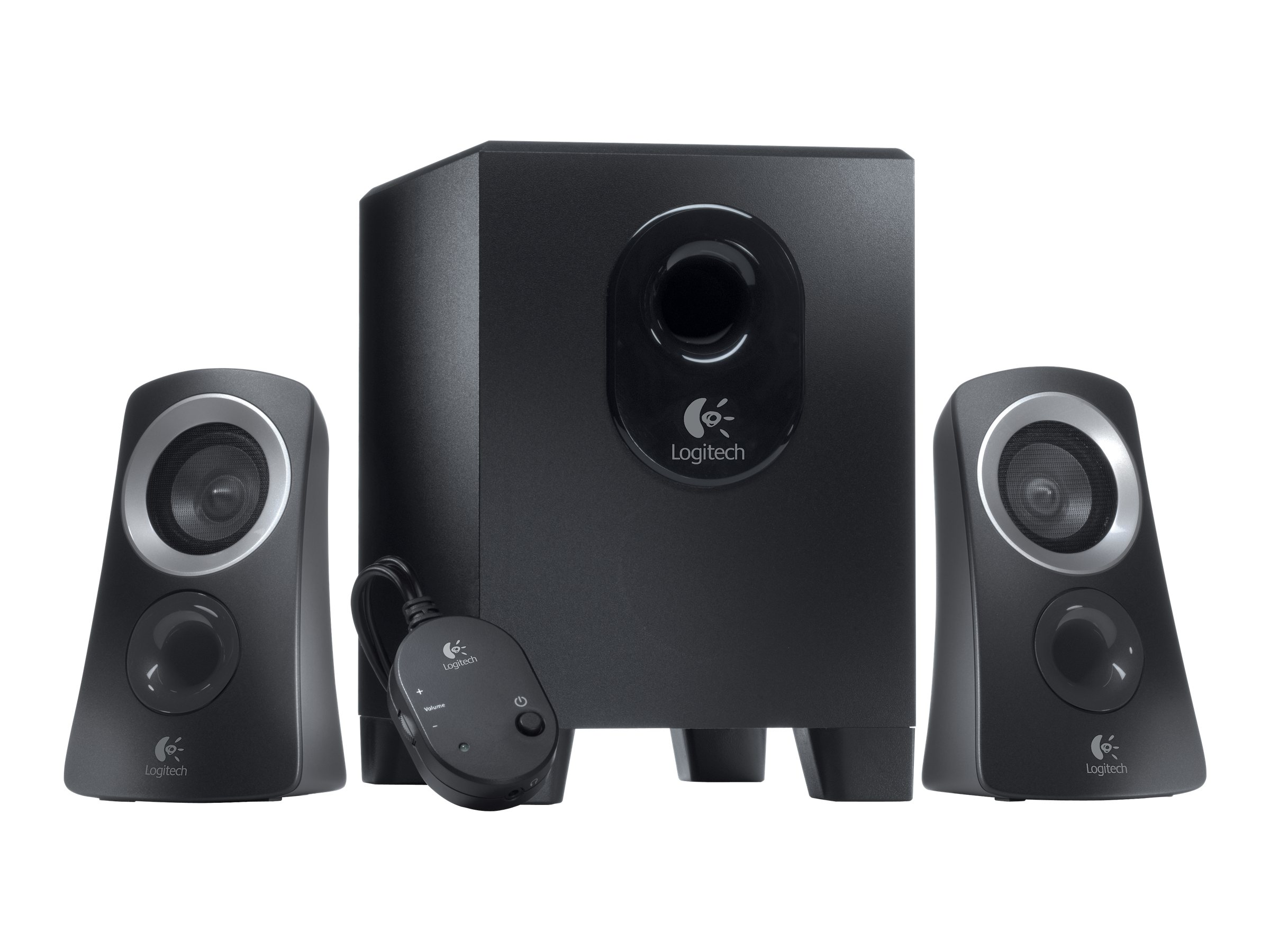 Logitech Logitech Z313 Speaker System, 980-000382, 9980287, Speakers - PC