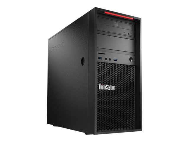 Lenovo TopSeller ThinkStation P410 3.5GHz Xeon Microsoft Windows 7 Professional 64-bit Edition   Windows 10 Pro, 30B3003LUS